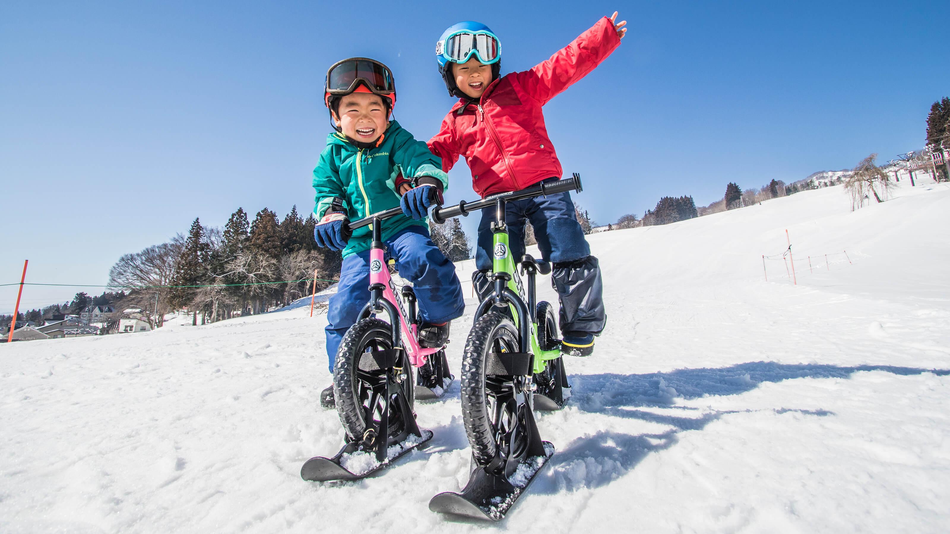 温泉 戸 場 狩 スキー